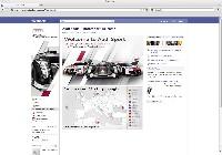 Audi Sport startet Facebook-Auftritt
