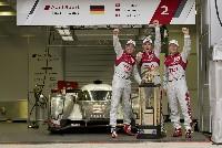 Fakten zum zehnten Le-Mans-Sieg von Audi