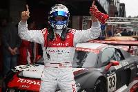 R8 LMS gewinnt das wichtigste Langstrecken-Rennen für GT-Fahrzeuge