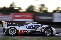 """Audi nimmt """"Petit Le Mans"""" aus der ersten Startreihe in Angriff"""