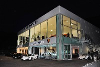 Eröffnung von Lamborghini Lugano