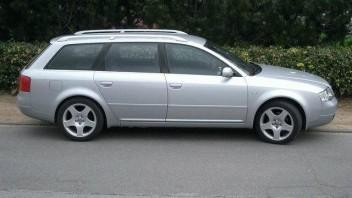 V6erDiesel -Audi A6 Avant