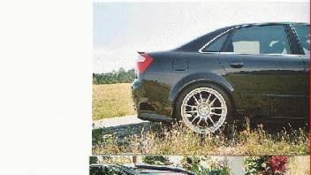 AndiII99 -Audi A4 Limousine