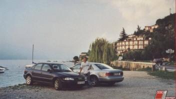 Horny -Audi A4 Limousine