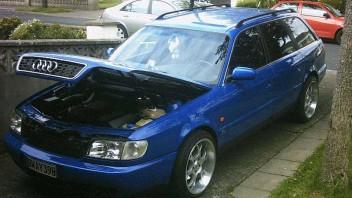 dbassix -Audi A6