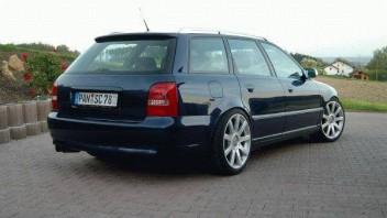 n!ghtY -Audi A4 Avant