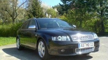 blackbeautya4 -Audi A4 Avant