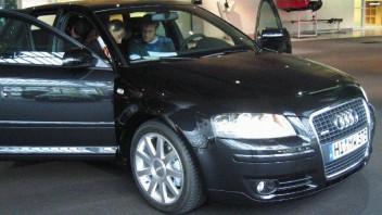 nicetoseeyou -Audi A3
