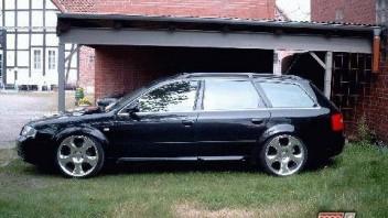 Dennis J -Audi A6 Avant