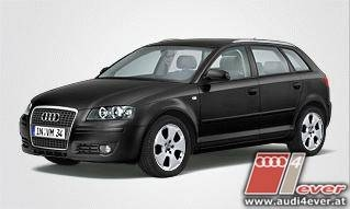 Boppele -Audi A3