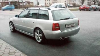 Erich -Audi A4 Avant