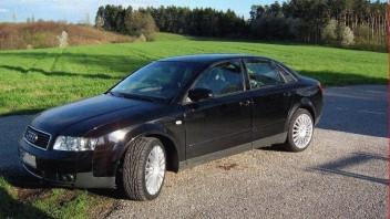 TicTacJoe -Audi A4 Limousine