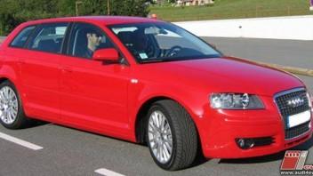 redturbo_a3 -Audi A3