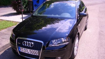 Pinger -Audi A3