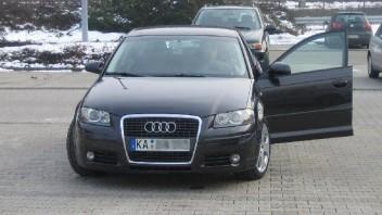 Endlich -Audi A3