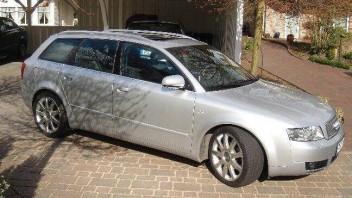 Niels -Audi A4 Avant