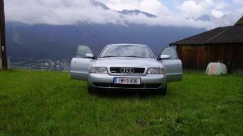 streetfighter -Audi A4 Limousine