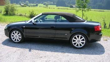Quattroman -Audi A4 Cabriolet