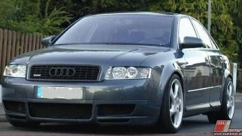 Firsttime -Audi A4 Limousine