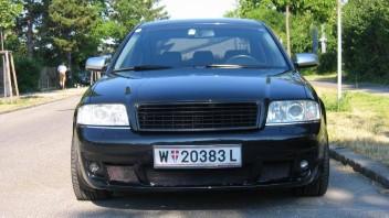 Jaberwocky -Audi A6