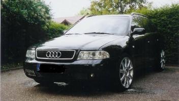 Audiwahn -Audi A4 Avant