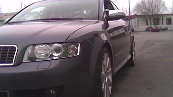 Dr.Rasti -Audi A4 Limousine