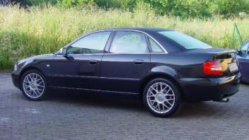 VausechsTDI -Audi A4 Limousine