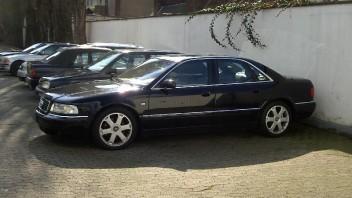 Klaus -Audi A8