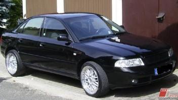 Heppi1985 -Audi A4 Limousine