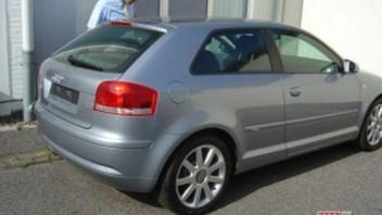 stefansöhle -Audi A3