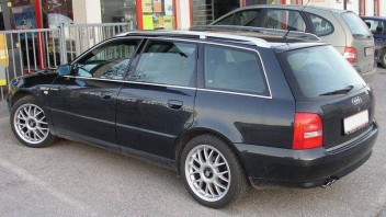 günni -Audi A4 Avant