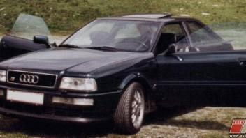 Cheese -Audi S2
