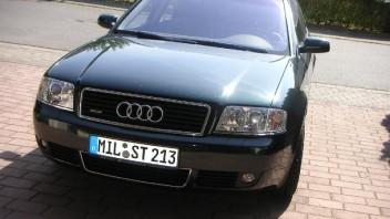 Mr. TT's Mom -Audi A6 Avant