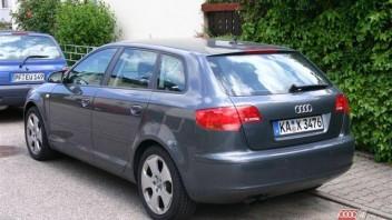 kickmaster -Audi A3
