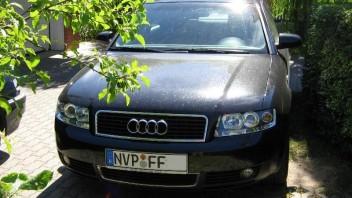 Friiig -Audi A4 Limousine