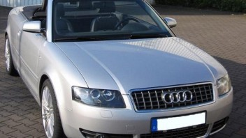 OpenOS -Audi A4 Cabriolet