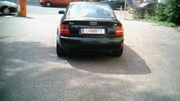 cytrons -Audi A4 Limousine