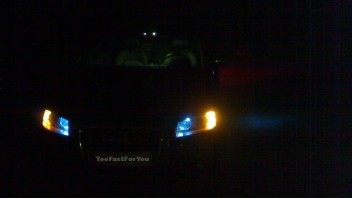 TooFastForYou -Audi A3