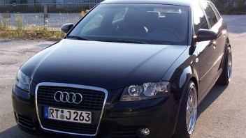 SportBack5000 -Audi A3