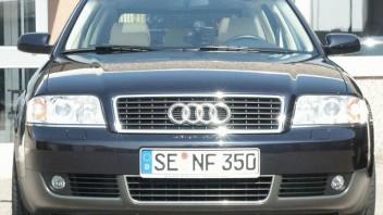stelen -Audi A6 Avant