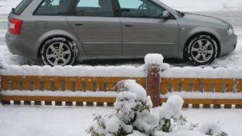 Slowdriver -Audi A4 Avant