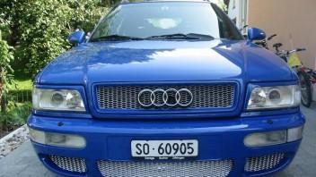 benicarrera -Audi RS2