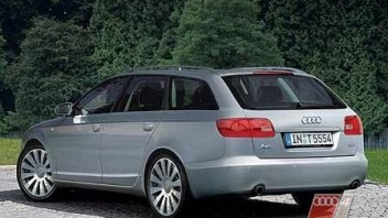 hydac -Audi A6 Avant