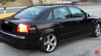playaz -Audi A4 Limousine