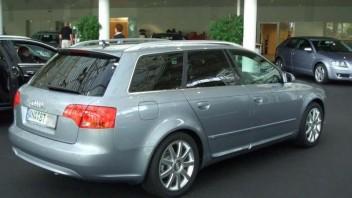 conne -Audi A4 Avant