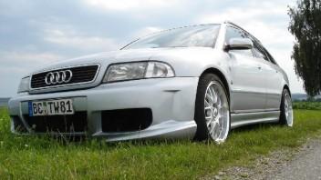 sternchen -Audi A4 Avant