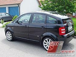 owaa's Mum -Audi A2