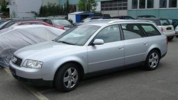 UnD3Rd0g -Audi A6 Avant