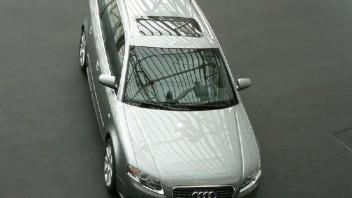 gAUDIflitzer -Audi A4 Avant