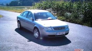 funnyman -Audi A6